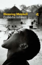 Comédia Infantil - Henning Mankell | mała okładka