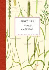 Wiersze z Marcówki - Jerzy Illg  | mała okładka