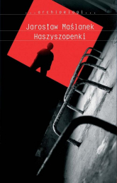 Haszyszopenki - Jarosław Maślanek | mała okładka
