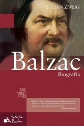 Balzac Biografia - Stefan Zweig | mała okładka