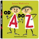 Od A do Z - Janusz Minkiewicz | mała okładka