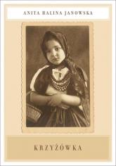 Krzyżówka - Anita Halina Janowska | mała okładka