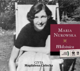 Miłośnica audiobook - Maria Nurowska | mała okładka