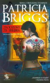 Zrodzony ze srebra - Patricia Briggs | mała okładka