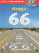Droga 66 audiobook - Dorota Warakomska | mała okładka
