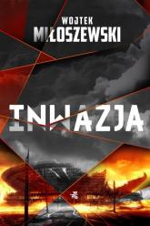 Inwazja - Wojtek Miłoszewski | mała okładka