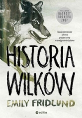 Historia wilków - Emily Fridlund | mała okładka