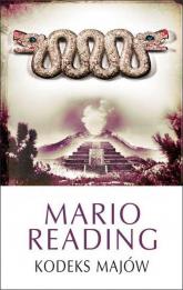 Kodeks Majów - Mario Reading | mała okładka