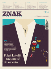 ZNAK 714 11/2014: Polak-katolik – tożsamość do wzięcia -  | mała okładka