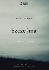 Szczelina - Jozef Karika | mała okładka
