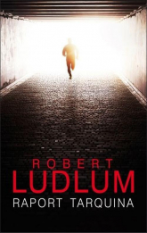 Raport Tarquina - Robert Ludlum | mała okładka