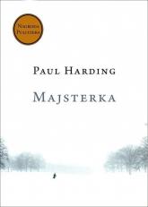 Majsterka - Paul Harding | mała okładka