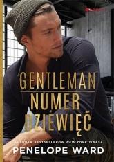 Gentleman numer dziewięć  - Penelope Ward | mała okładka