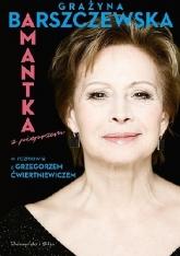 Amantka z pieprzem - Grażyna Barszczewska; Grzegorz Ćwiertniewicz | mała okładka