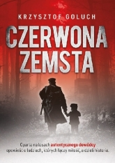 Czerwona zemsta - Krzysztof Goluch | mała okładka