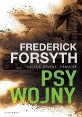 Psy wojny - Frederick Forsyth | mała okładka