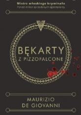 Bękarty z Pizzofalcone - Maurizio de Giovanni | mała okładka