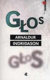 Głos - Arnaldur Indridason | mała okładka