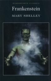 Frankenstein - Mary Shelley   mała okładka