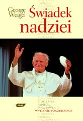 Świadek nadziei. Biografia Papieża Jana Pawła II - George Weigel  | mała okładka