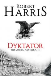 Dyktator - Robert Harris | mała okładka