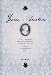Jane Austen. Dzieła zebrane - Jane Austen | mała okładka