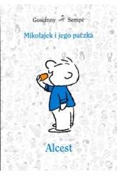 Mikołajek i jego paczka. Alcest -  | mała okładka