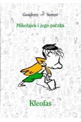 Mikołajek i jego paczka. Kleofas - Rene Goscinny Jean Jacques Sempe  | mała okładka