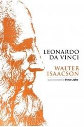 Leonardo da Vinci - Walter Isaacson | mała okładka
