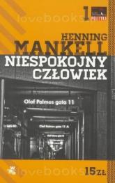 Niespokojny człowiek - Mankell Henning | mała okładka