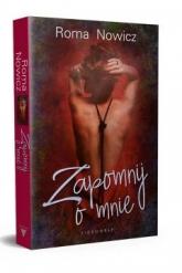 Zapomnij o mnie - Roma Nowicz | mała okładka