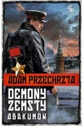 Demony zemsty. Abakumov - Adam Przechrzta | mała okładka