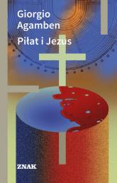 Piłat i Jezus - Giorgio Agamben | mała okładka