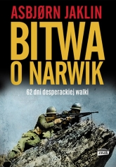 Bitwa o Narwik - Asbjorn Jaklin | mała okładka