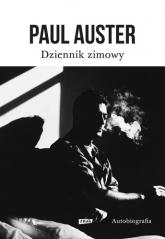 Dziennik zimowy - Paul Auster | mała okładka