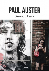 Sunset Park - Paul Auster  | mała okładka