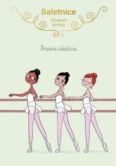 Baletnice. Prawie idealna - Barféty Elisabeth | mała okładka