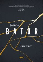 Purezento - Joanna Bator | mała okładka