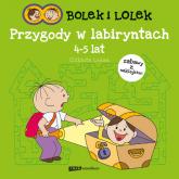 Bolek i Lolek. Przygody w labiryntach - Elżbieta Lekan  | mała okładka