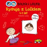 Bolek i Lolek. Rysuję z Lolkiem - Elżbieta Lekan  | mała okładka