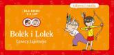 Bolek i Lolek. Łowcy tajemnic - (Zabawa i nauka) - Elżbieta Lekan | mała okładka