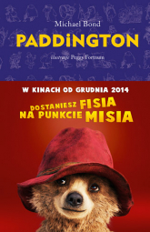 Paddington - Michael Bond | mała okładka