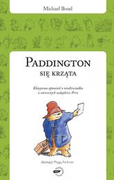 Paddington się krząta - Michael Bond  | mała okładka