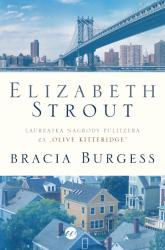 Bracia Burgess - Elizabeth Strout | mała okładka