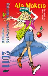 Sekretnik nastolatki 2011 - Małgorzata Budzyńska  | mała okładka