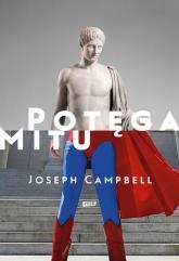 Potęga mitu - Joseph Campbell  | mała okładka