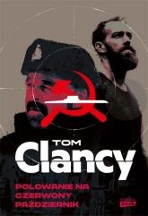 Polowanie na Czerwony Październik - Tom Clancy | mała okładka