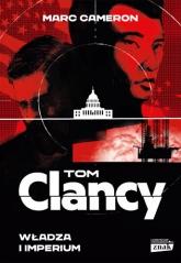 Władza i imperium - Cameron Marc, Clancy Tom | mała okładka
