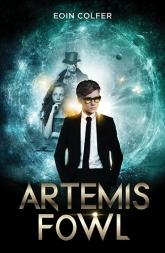 Artemis Fowl - Eoin Colfer | mała okładka