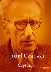 Czytając - Józef Czapski  | mała okładka